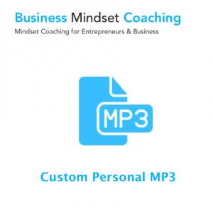 Custom Personal MP3