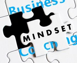 Business Mindset Coaching puzzle